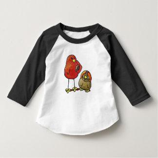 LimbBirds Toddler Raglan Tshirt