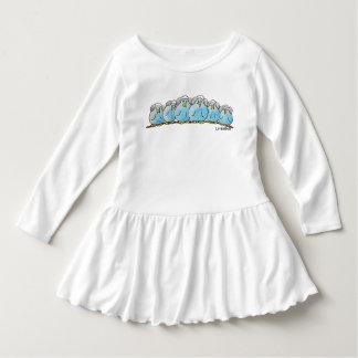 LimbBirds Toddler Ruffle Dress