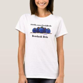 LimbBirds Womens Short-sleeved Tshirt