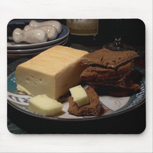Limberger Cheese Mouse Pad