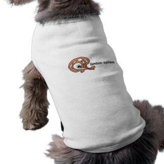 Limbic System Doggie Tshirt