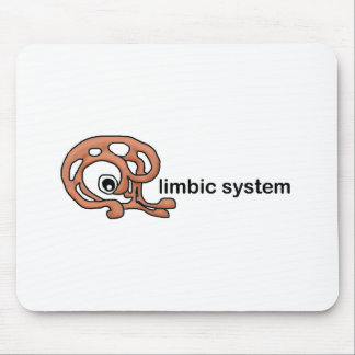 Limbic System Mouse Pad