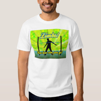 Limbo, Colorful Neon Party T-shirt