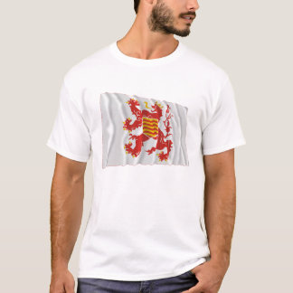 Limbourg Waving Flag T-Shirt