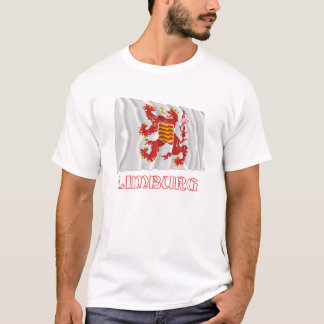 Limbourg Waving Flag with Name T-Shirt