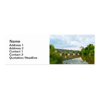 Limburg an der Lahn Double-Sided Mini Business Cards (Pack Of 20)