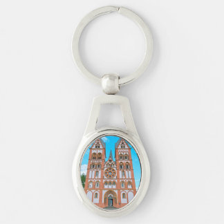 Limburg Cathedral Keychain