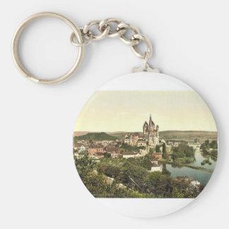 Limburg i e Limburg an der Lahn Hesse-Nassau Keychain