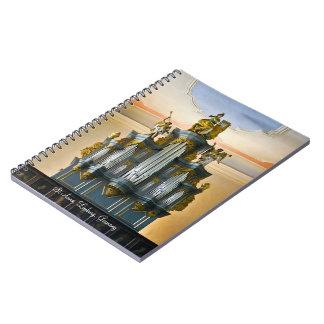 Limburg pipe organ notebook