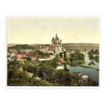 Limburgo (es decir, Limburgo un der Lahn), Hesse-N Tarjeta Postal