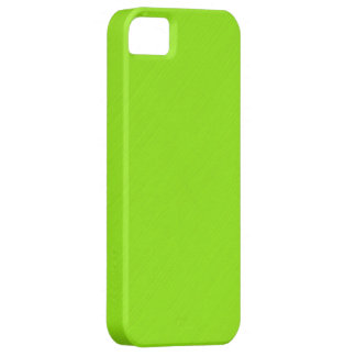 Lime Abstract Background iPhone SE/5/5s Case