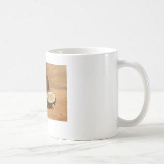 Lime and Coconuts Coffee Mug