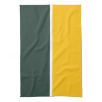 Lime and Lemon Sandwich Kitchen Towel