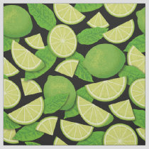 Lime Background Fabric