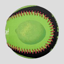 Lime Baseball