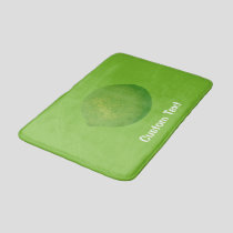 Lime Bath Mat