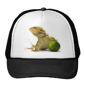Lime Beardy Trucker Hat