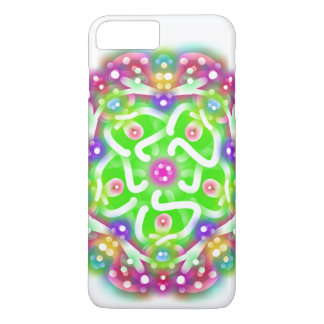 Lime Blossom iPhone 7 Plus, Barely There iPhone 7 Plus Case