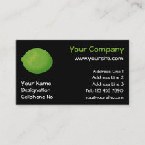 Lime Business Card