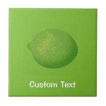 Lime Ceramic Tile