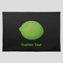Lime Cloth Placemat