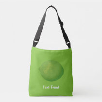 Lime Crossbody Bag