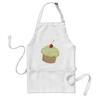 Lime Cupcake Aprons