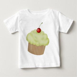 Lime Cupcake Infant T-shirt