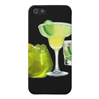 Lime Drinks Cover For iPhone SE/5/5s
