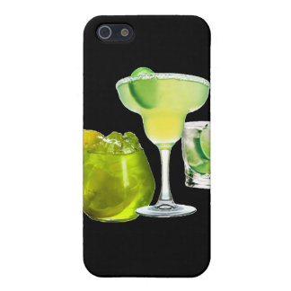 Lime Drinks iPhone SE/5/5s Cover
