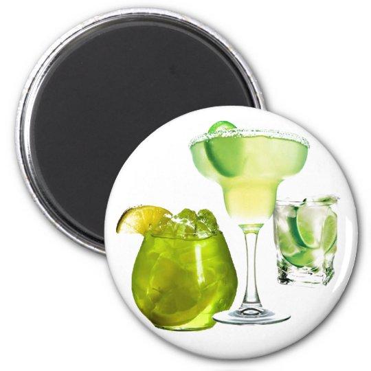 Lime Drinks Magnet