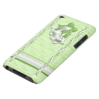 Lime Elegance #1 Barely There iPod Cover