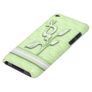 Lime Elegance #1 Case-Mate iPod Touch Case