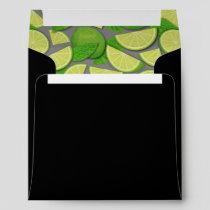 Lime Envelope