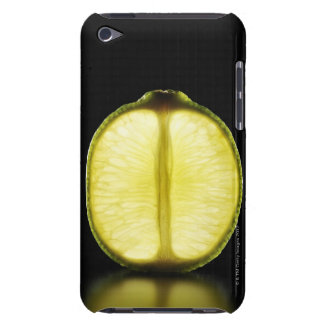 Lime,Fruit,Black background Case-Mate iPod Touch Case