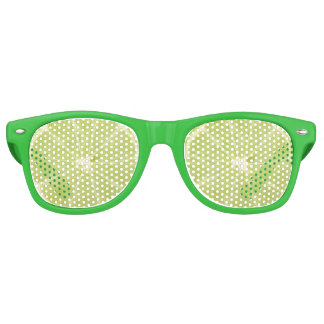 Lime Fruit Fresh Slice - Sunglasses Party Shade