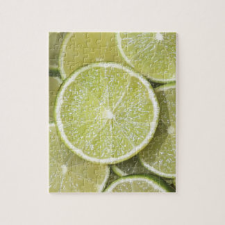 lime fruit green juicy juice thanks party fun jigsaw puzzle