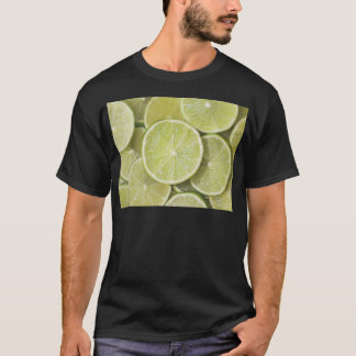 lime fruit green juicy juice thanks party fun T-Shirt