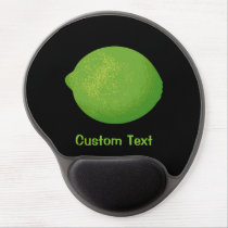 Lime Gel Mouse Pad