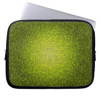 Lime Glitter Sequin Disco Glitz Protective Case