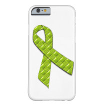 Lime Green Barely There iPhone 6 Case