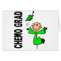 Lime Green CHEMO GRAD 1 (Non-Hodgkins Lymphoma)