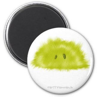 Lime Green Critter Magnet