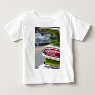 Lime Green Fin Infant T-shirt