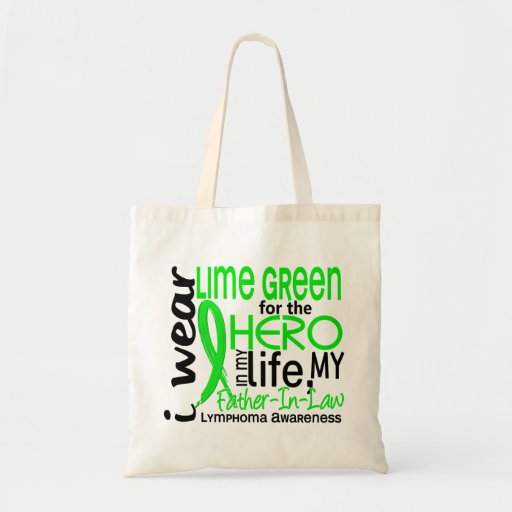 Lime Green For Hero 2 Father-In-Law Lymphoma Bag