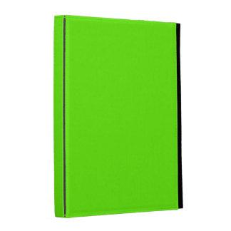 Lime Green iPad Case
