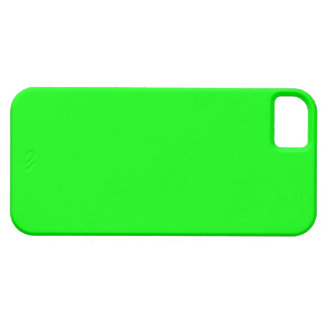 Lime Green iPhone 5 Cover