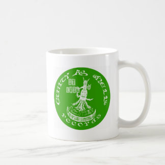 "LIME GREEN  ""It Evil"" Mugs"