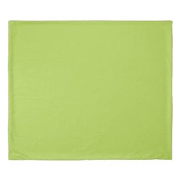 USA Themed Lime Green King Size Duvet Cover