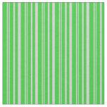 [ Thumbnail: Lime Green & Light Grey Pattern Fabric ]